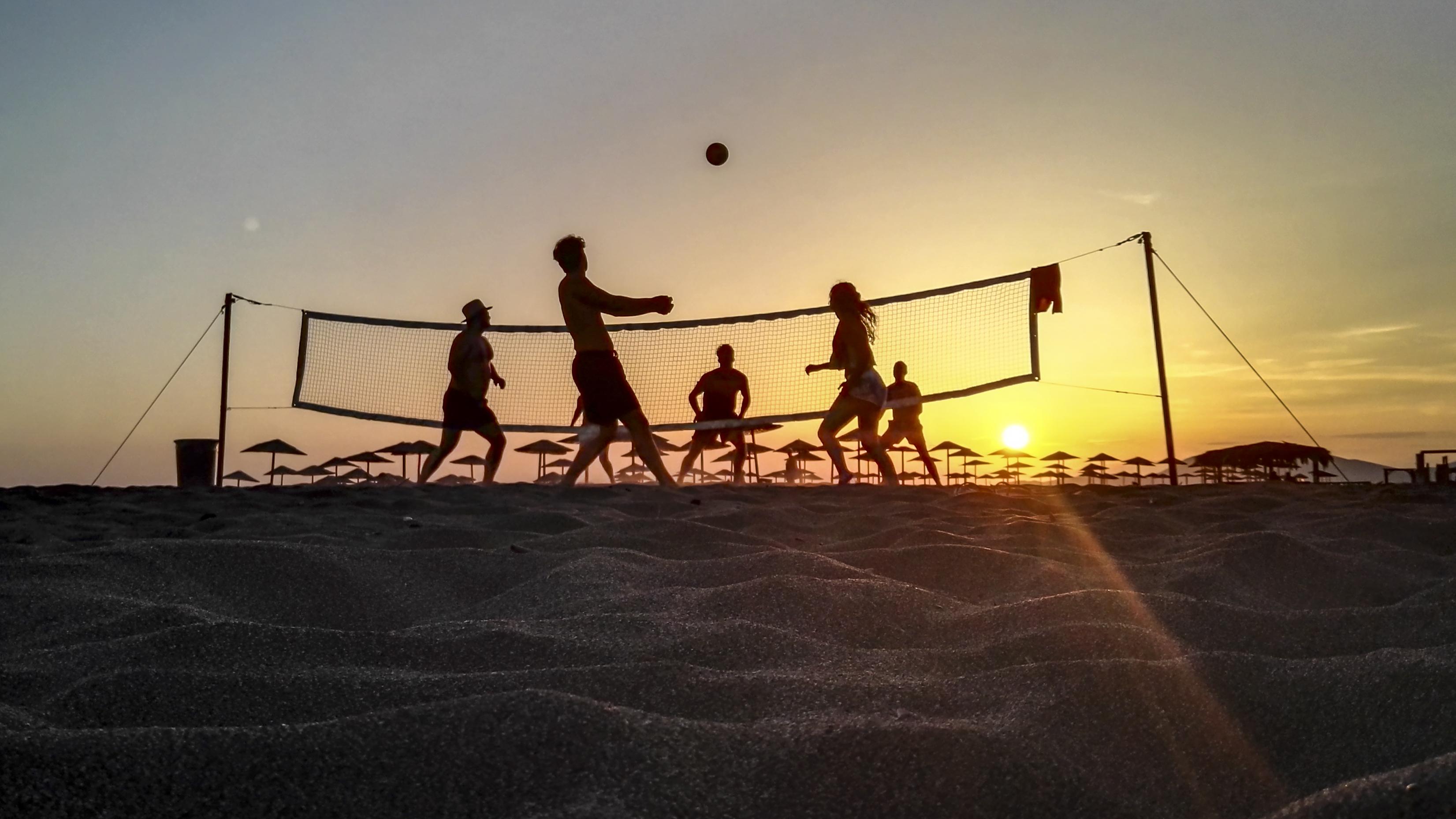 Beach Volleyball, Montenegro