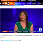 Lisa Niver Live on KTLA News
