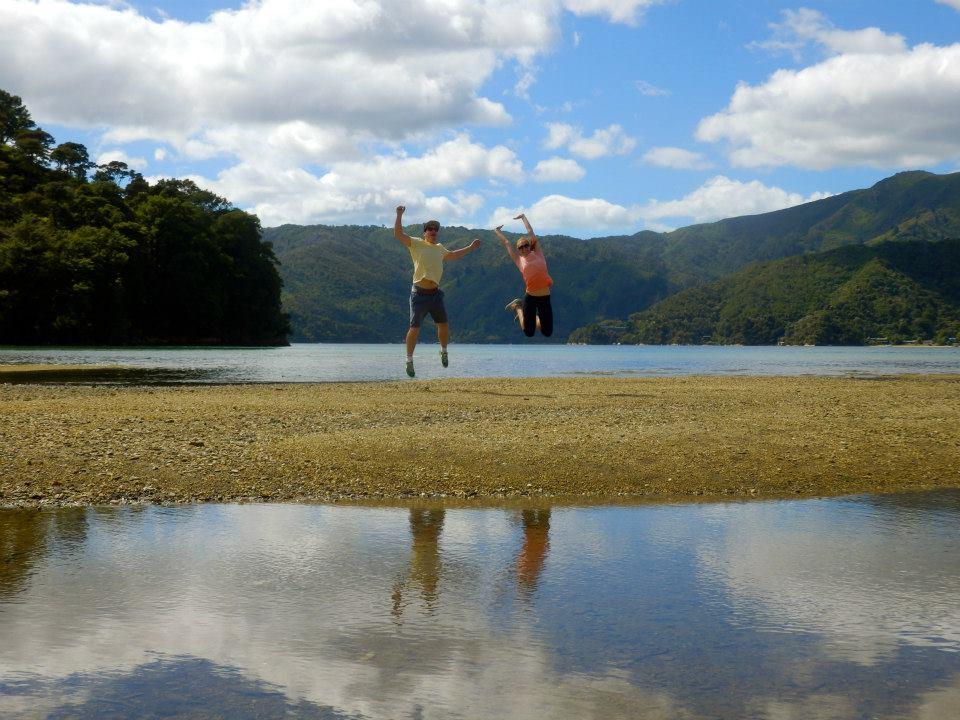 Big Kids in New Zealand