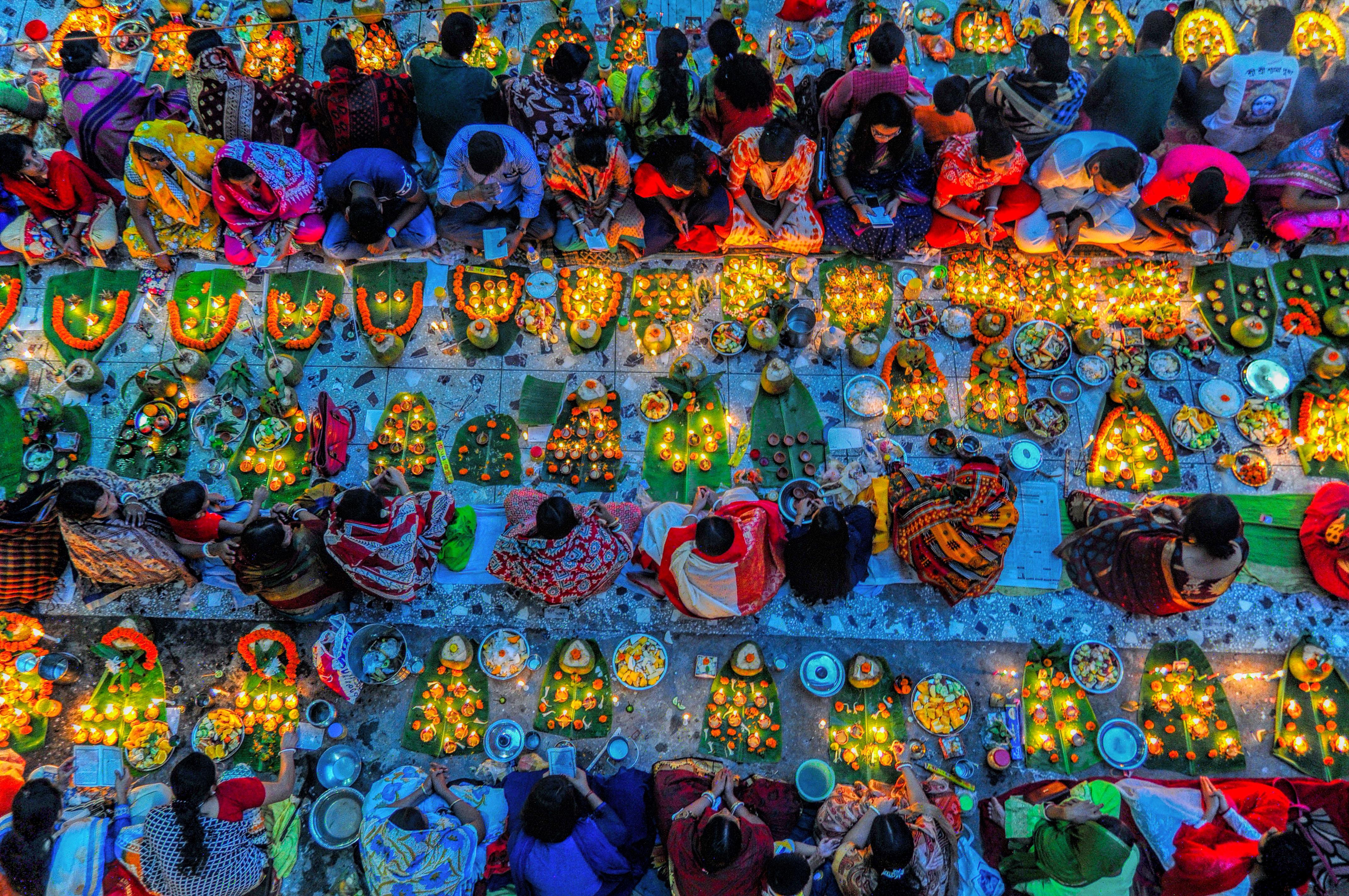 Fasting Festival, Rakher Upobash, Bangladesh