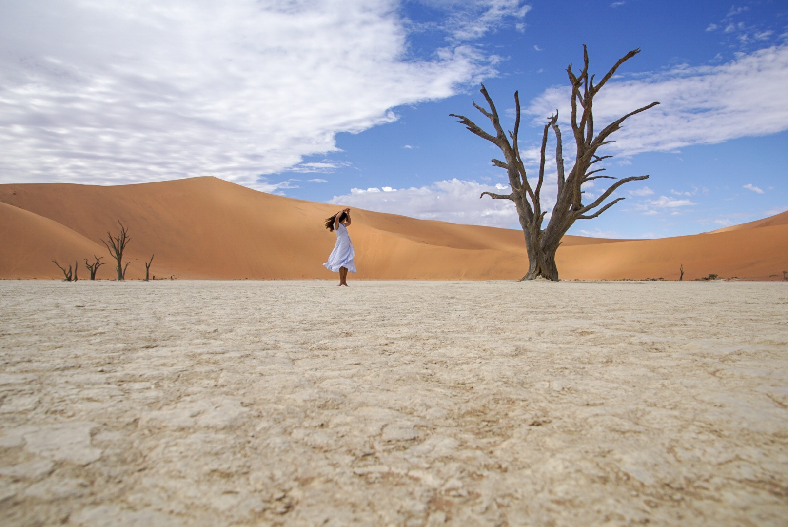 Dance with the Dead in Namibia
