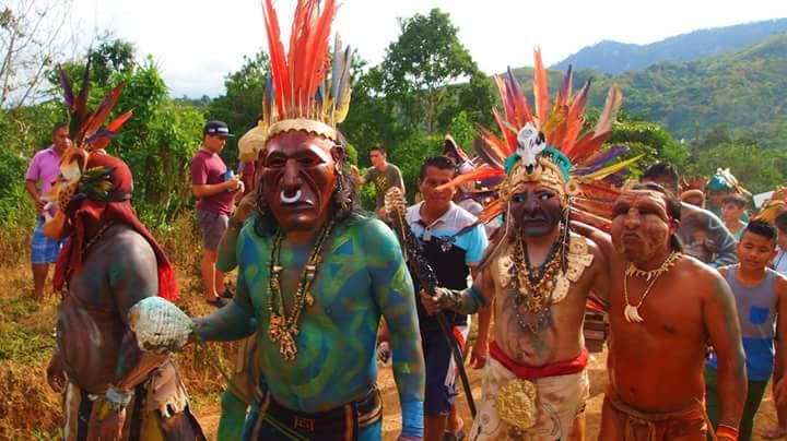 Costa Rica's Masked Warriors
