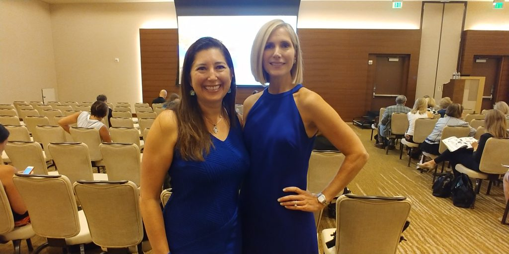 Lisa Niver and Misty Ewing Belles Virtuoso Travel Week 2018