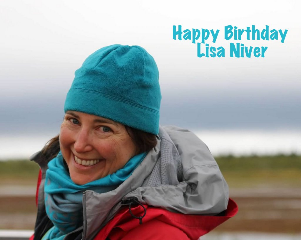 Happy Birthday and Congratulations to Lisa Niver!