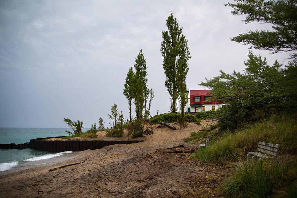 Point Betsie Lighthouse, Michigan, USA