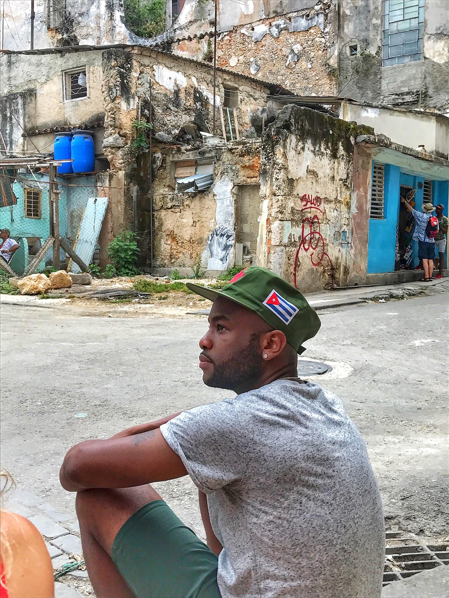 Beautiful Ruins – Cuba