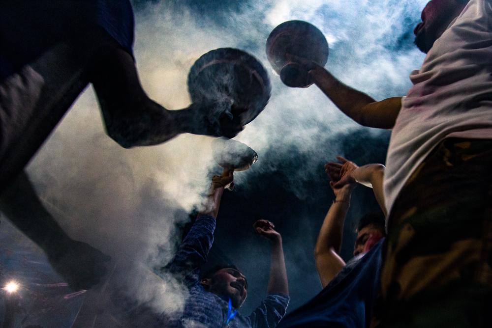 Durga festival, Bangladesh