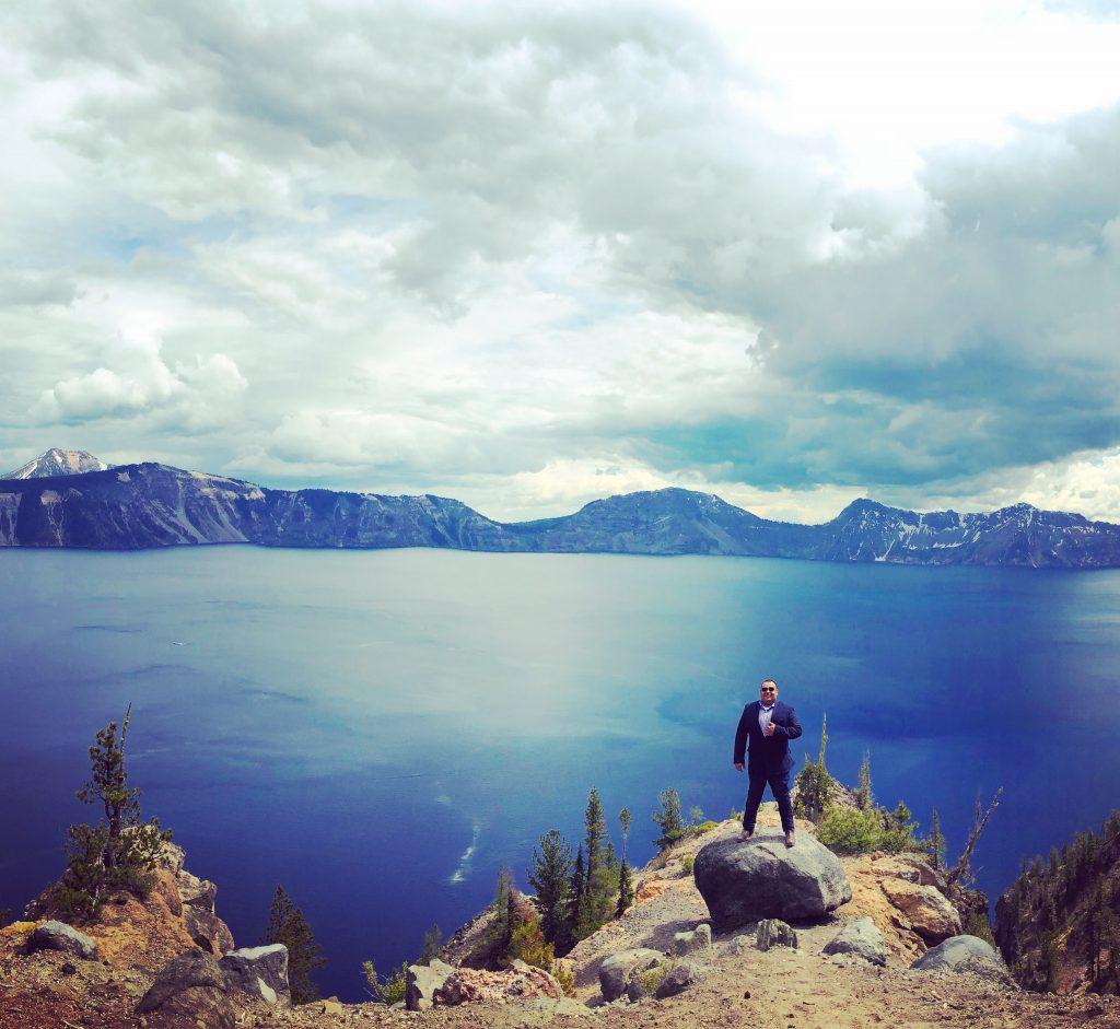 Crater Lake Oregon USA - We Said Go Travel