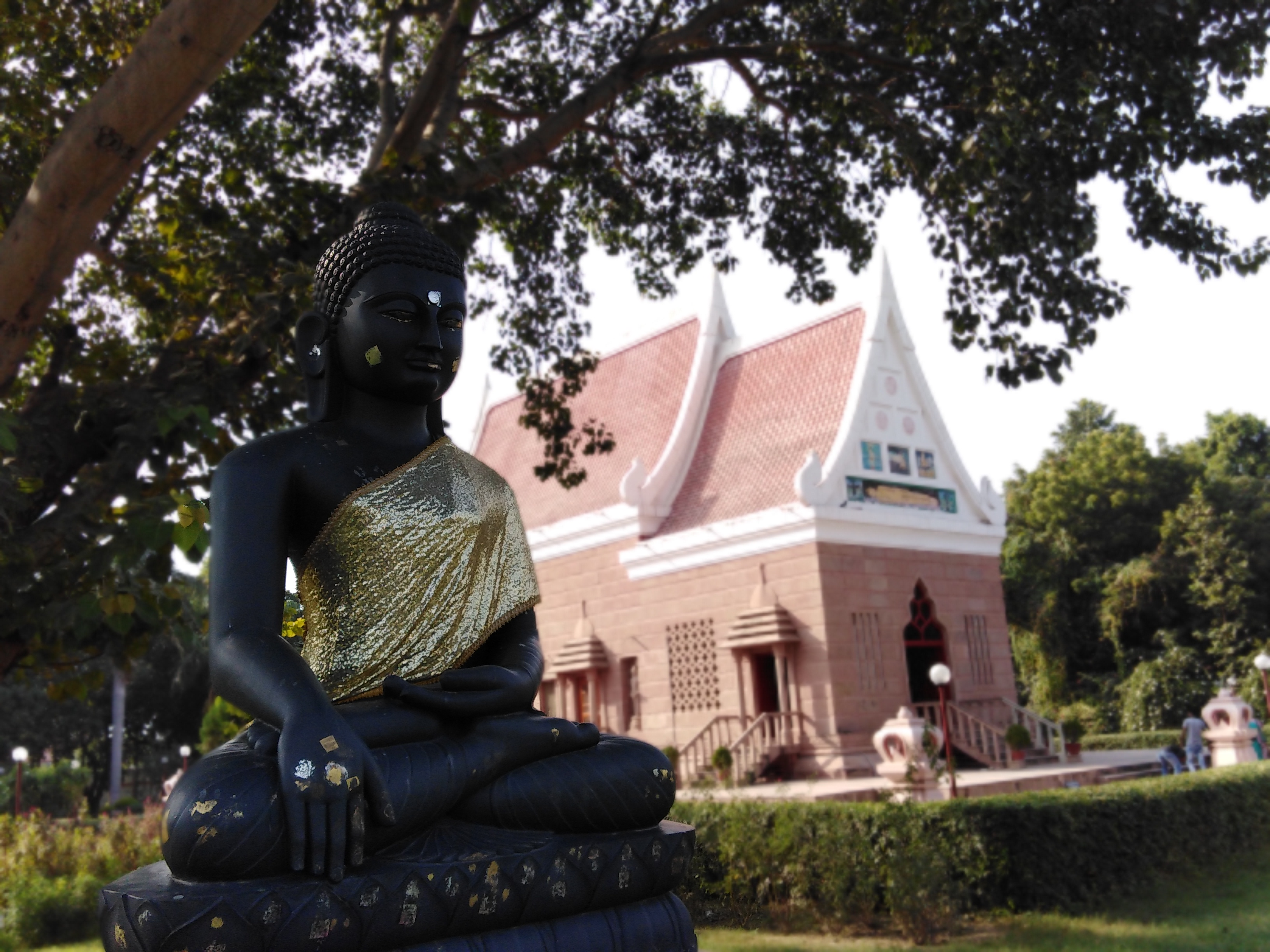 Buddha Samadhi; Country- India