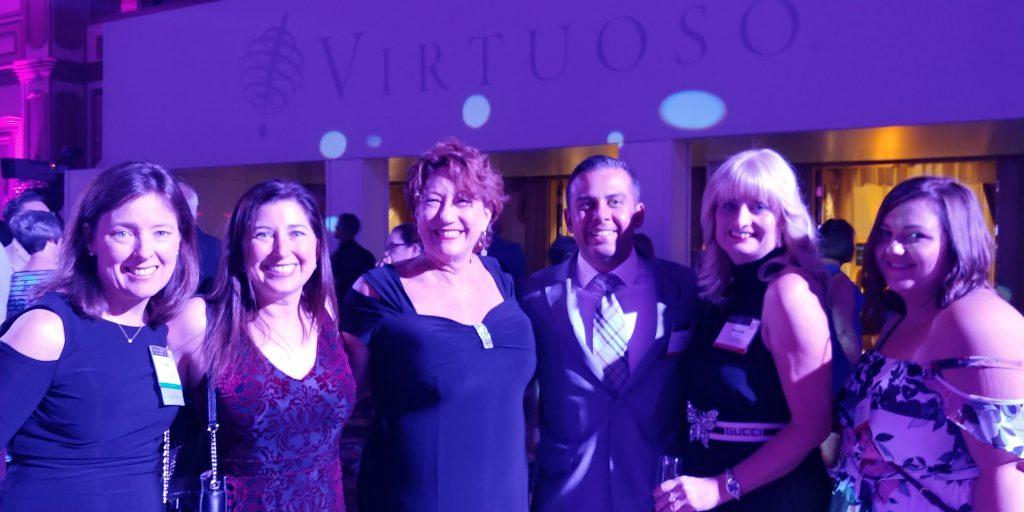Vegas Destination Dinner with Viking Cruises Lisa Niver