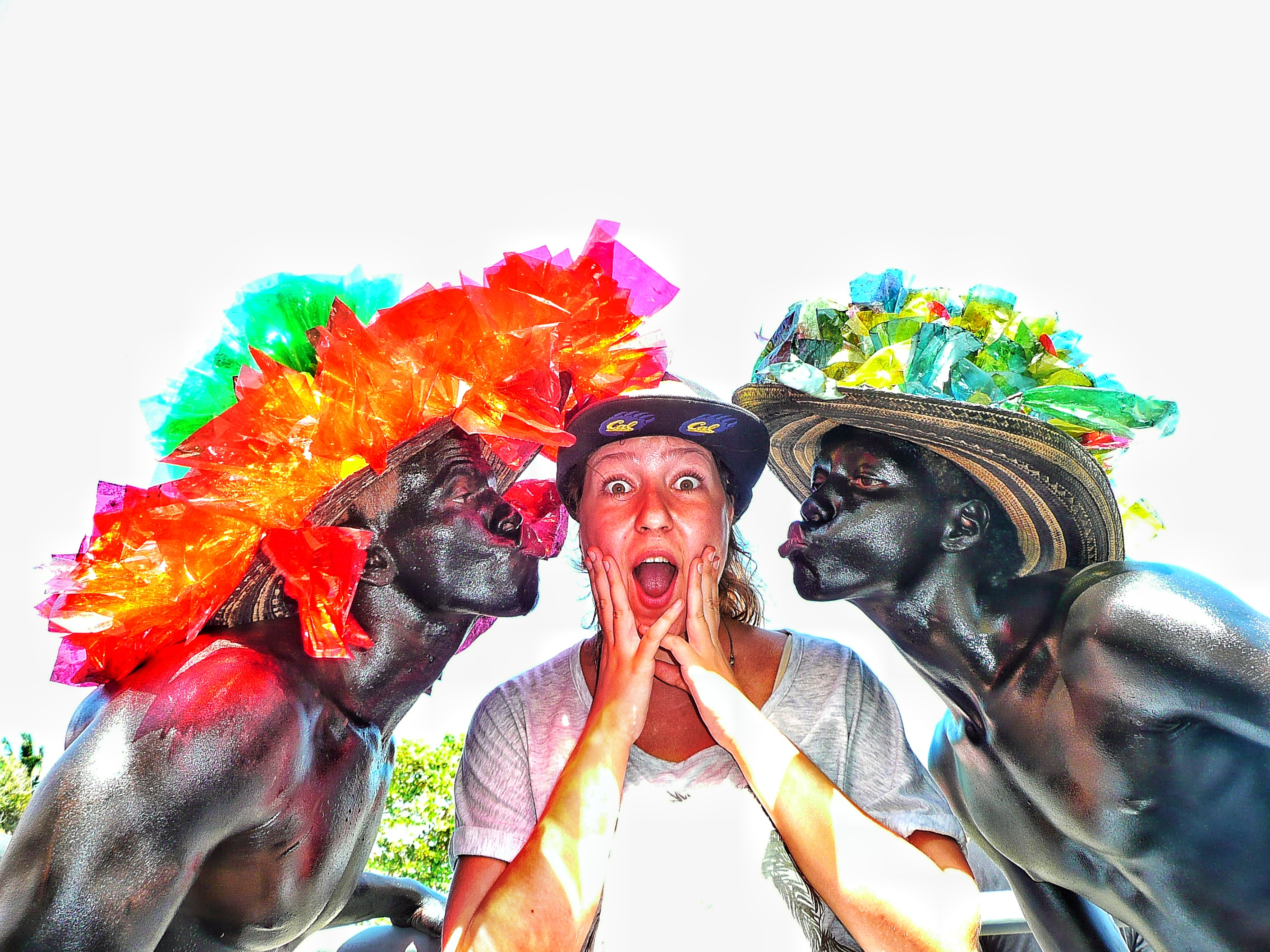 Colombia: I don't have a carnival costume yet!