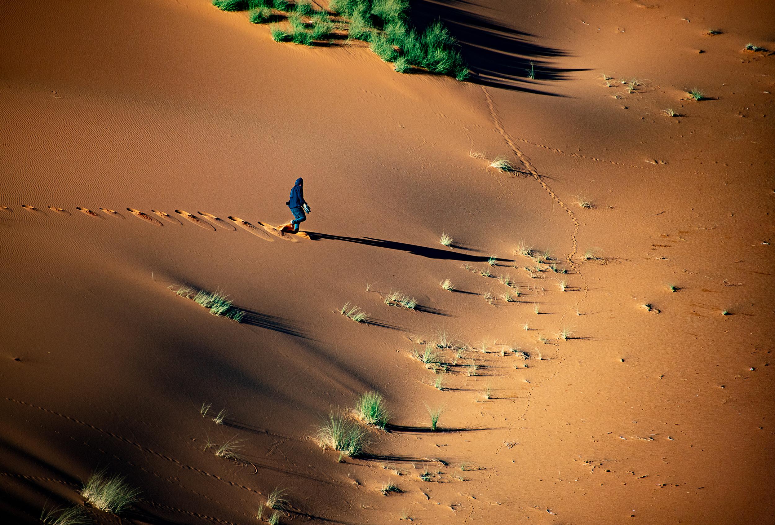 Sahara Adventure, Morocco