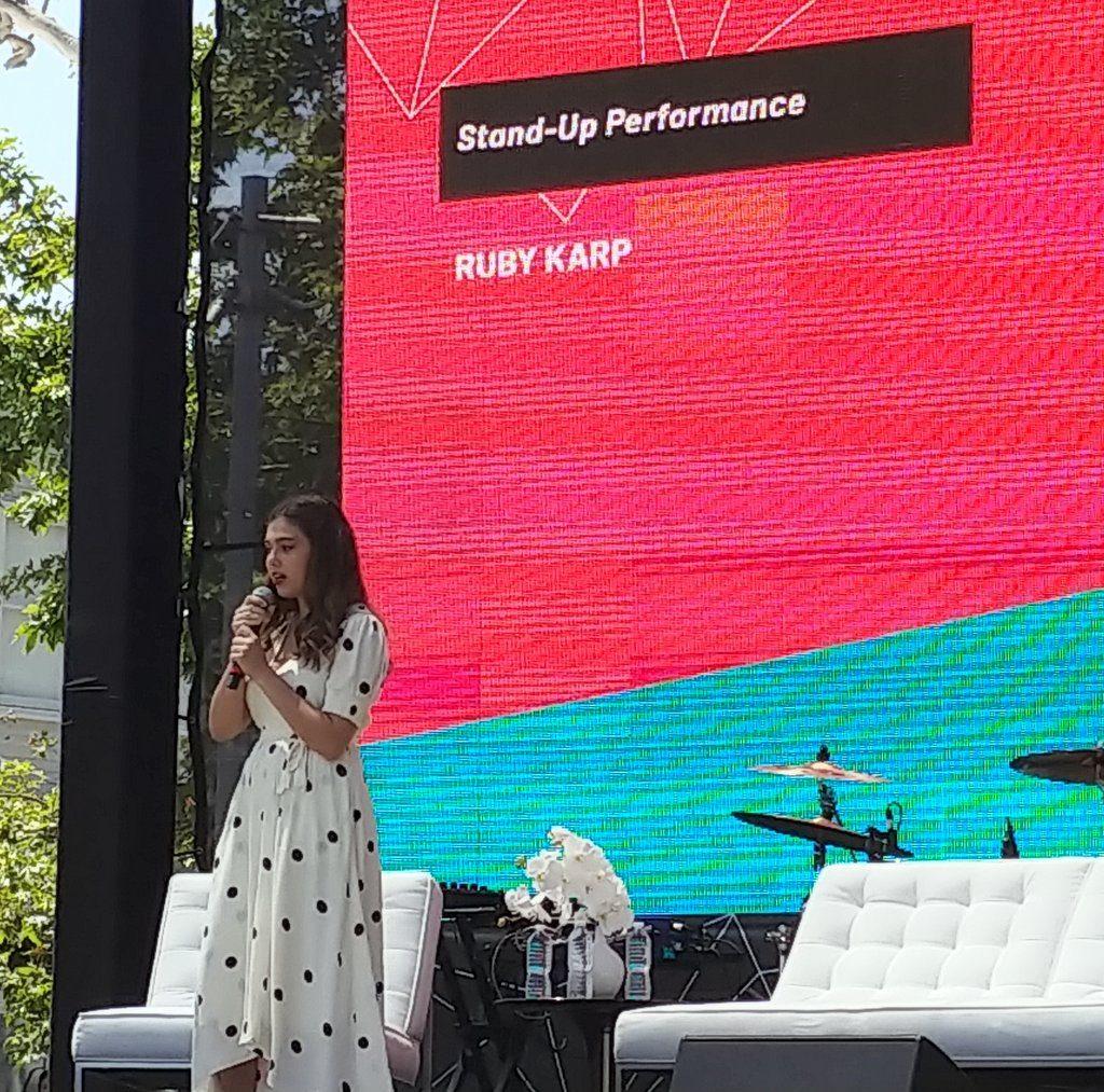 Ruby Karp Maverick 2018