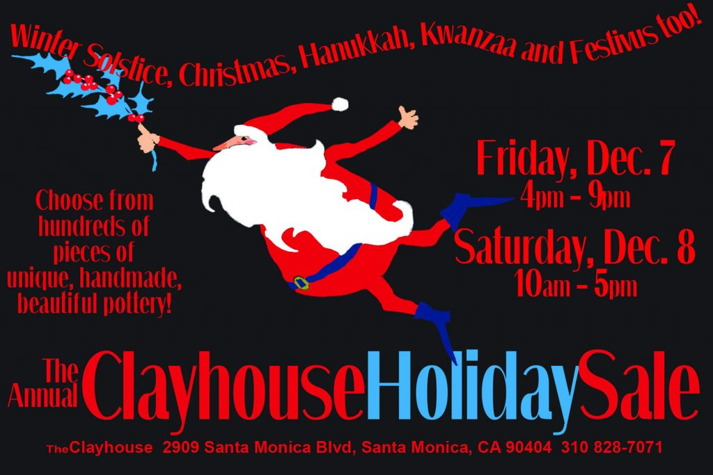 2018 Holiday Sale Clayhouse