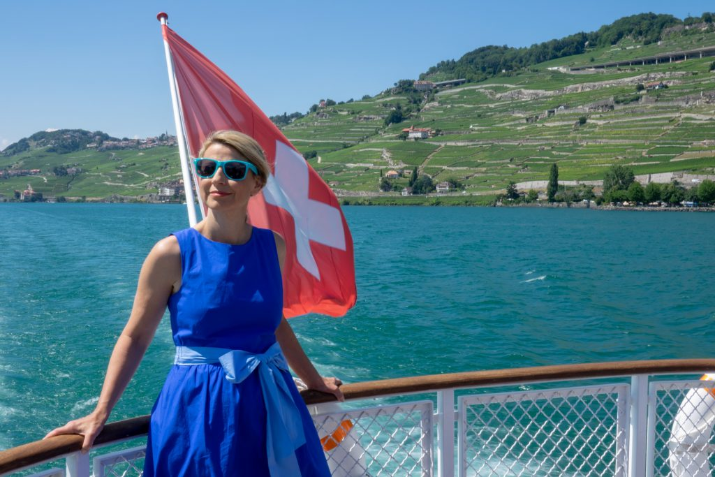 Samantha Brown on Rhine River Cruise
