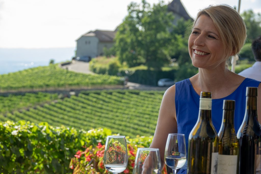 Samantha Brown in Lake Geneva