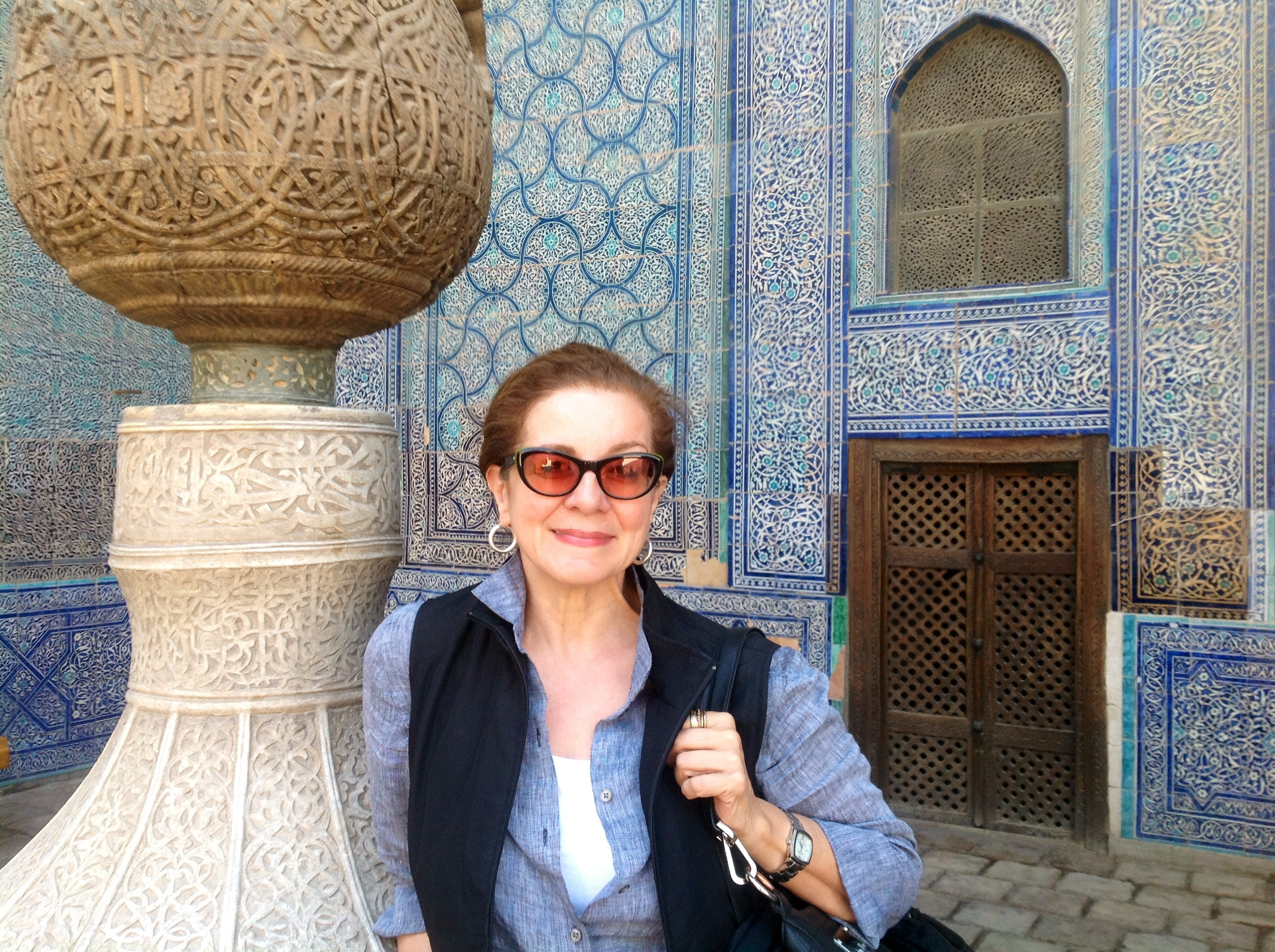 Where To Go Next? Ask Patricia Schultz, 1000 Places to See