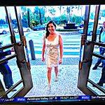 Lisa Niver at Waldorf Astoria Beverly Hills on KTLA TV