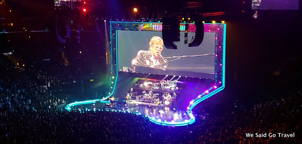 Elton John's Final Night at Staples Center for Farewell Yellow Brick Road Tour
