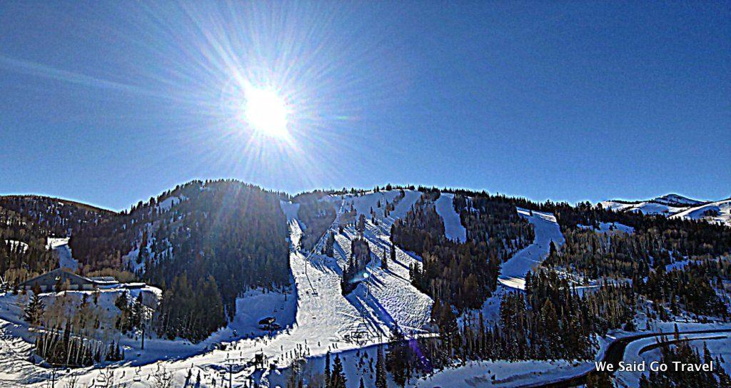Skiing at Deer Valley, Photo by Lisa Niver