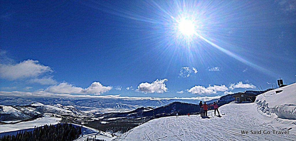 Deer Valley Ski Resort by Lisa Niver