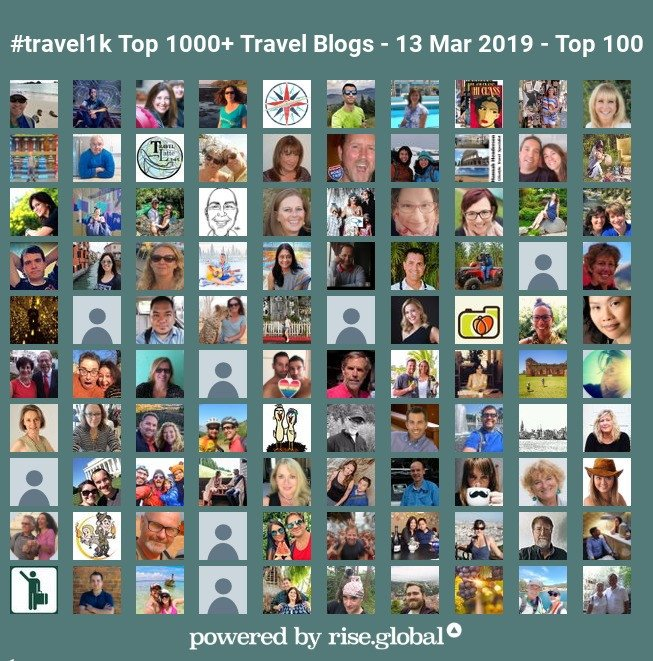 Lisa Niver is the top female travel blogger March 2019