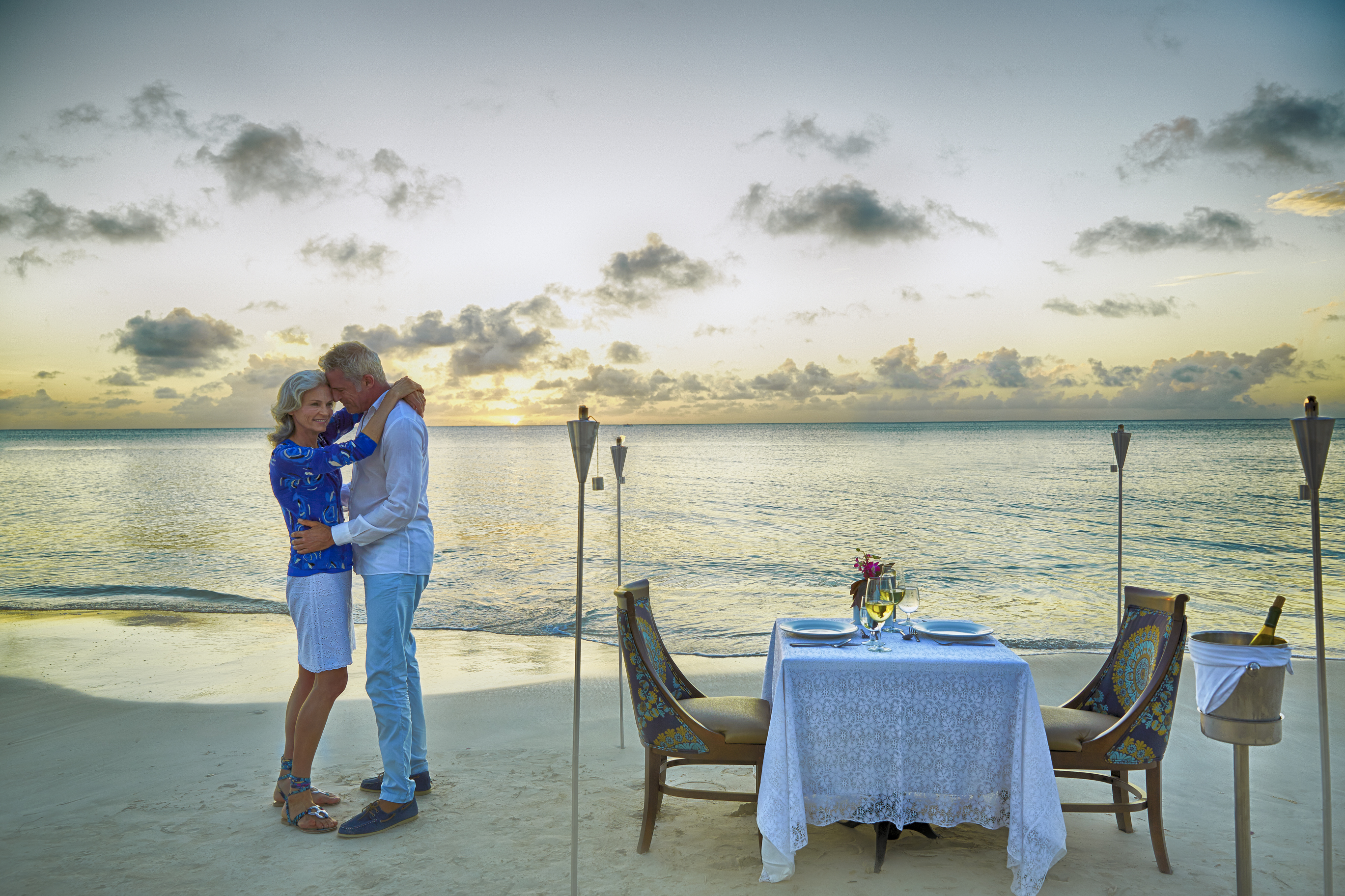 Sandals-Grande-Antigua_Sunset-Candlelight-Dinner