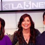 Lynette Romero, Lisa Niver, Mark Mester on KTLA TV Los Angeles March 31, 2019