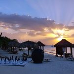 Sandals Montego Bay Sunset photo by Lisa Niver
