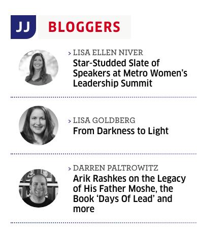 Metro Womens Leadership Summit on Jewish Journal