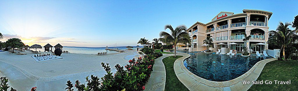 Sandals Montego Bay By Lisa Niver