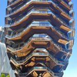 Hudson Yards Vessel by Lisa Niver