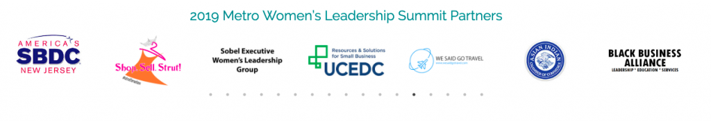Metro Women's Leadership Summit Banner WSGT