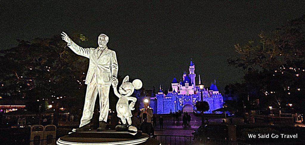 Disneyland at Night by Lisa Niver