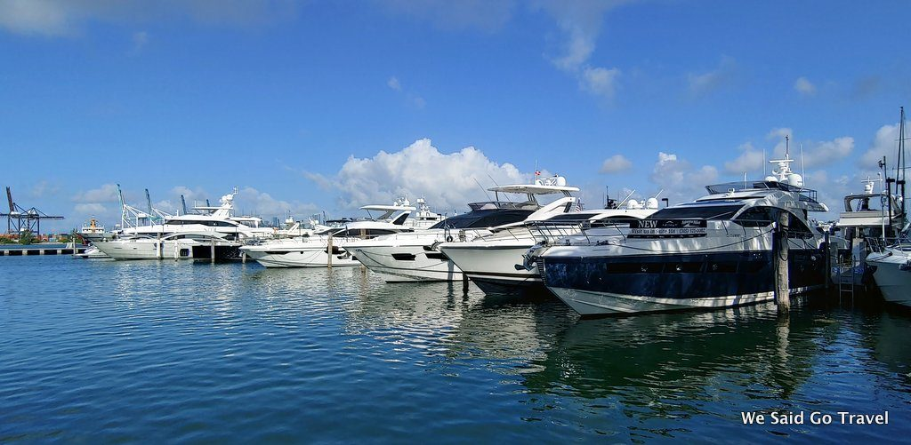 Miami Beach Marina by Lisa Niver