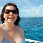 Lisa Niver diving at Beaches Turks and Caicos
