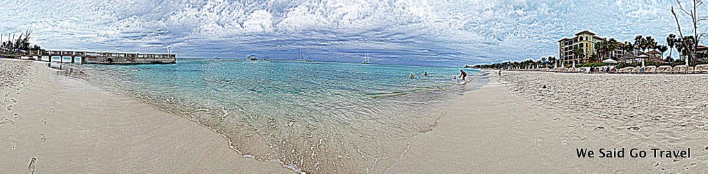 Beaches Turks Pano