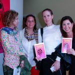 Lisa Niver at LA Press Club event Geena Davis Screening