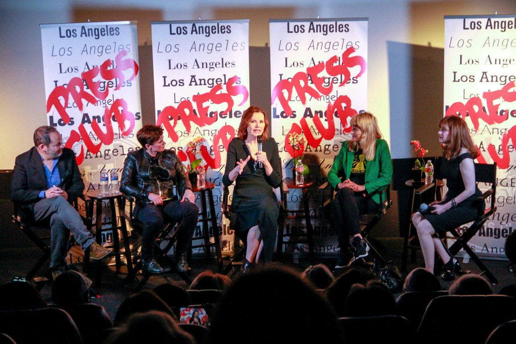 """This Changes Everything:"" Screening and Panel at LA Press Club"