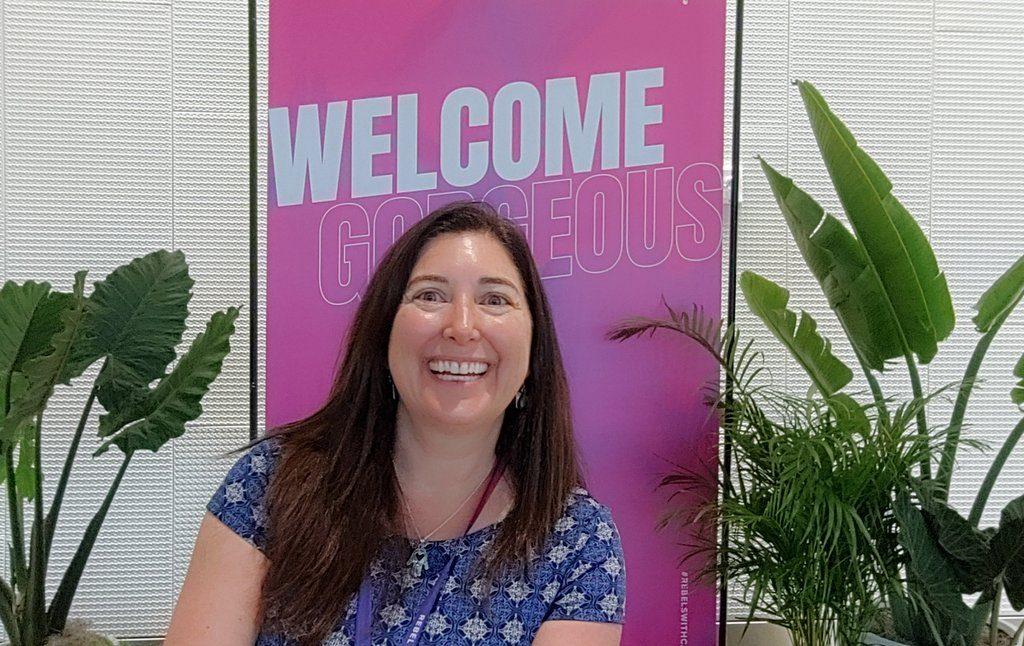 Lisa Niver at LE Miami 2019