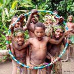 Lowinia Village in Tanna Vanuatu