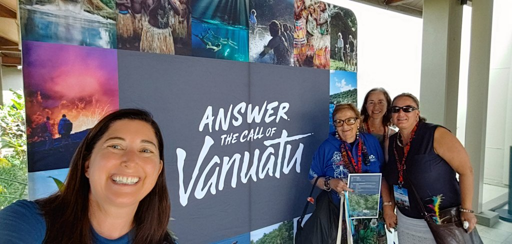Tok Tok Vanuatu 2019 Lisa Niver