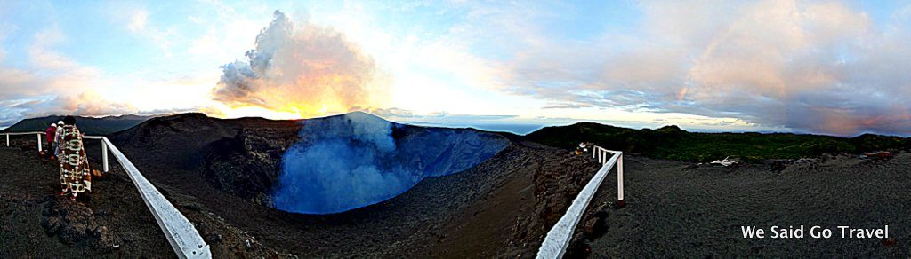 Tanna Volcano PANO Vanuatu