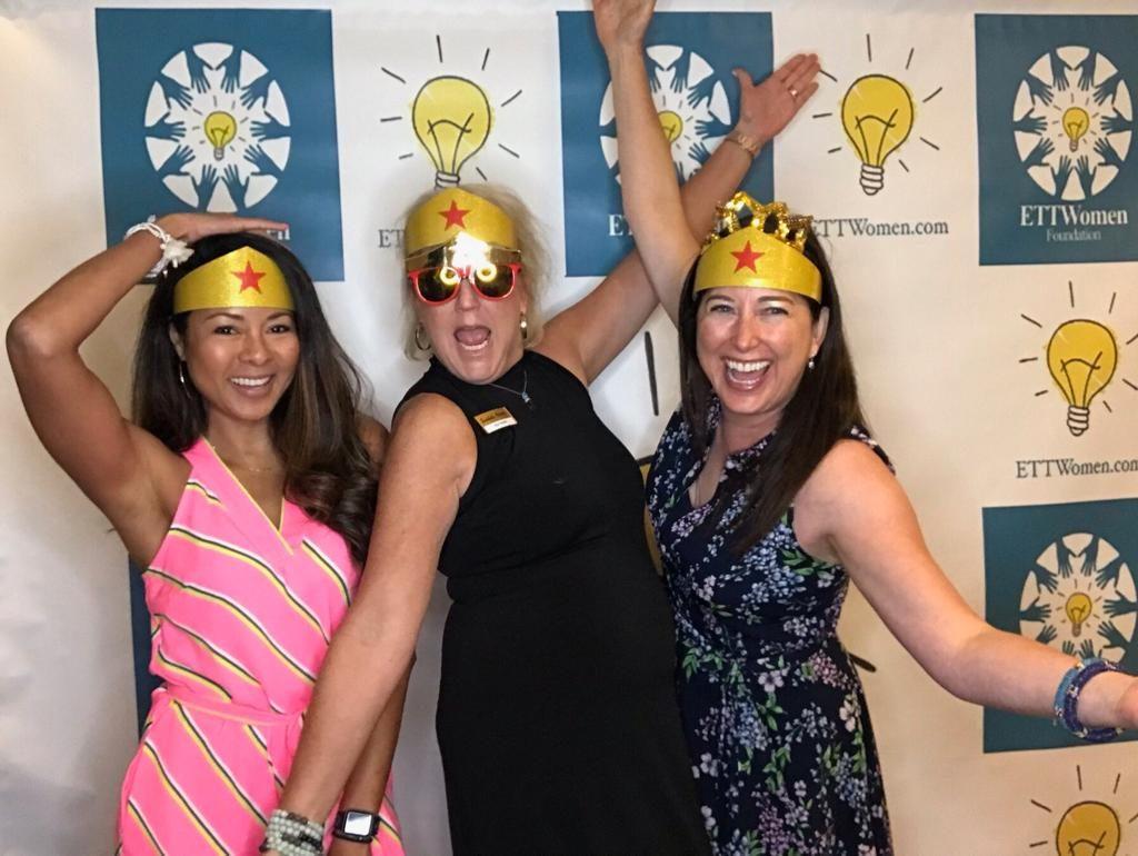 Debbie White Kim Lisa Niver Metro Women's Leadership Summit 2019