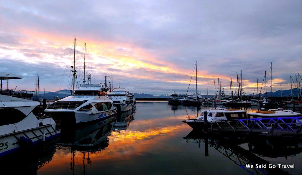 Sunrise in Fiji by Lisa Niver