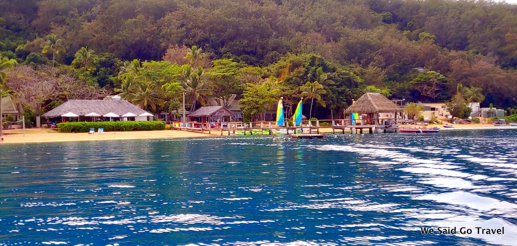 Malolo Island Resort by Lisa Niver