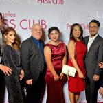 KTLA TV on the Red Carpet at the NAEJ Awards 2019