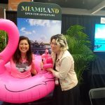 Lisa Niver and Carmen Rios Travel and Adventure Show 2020