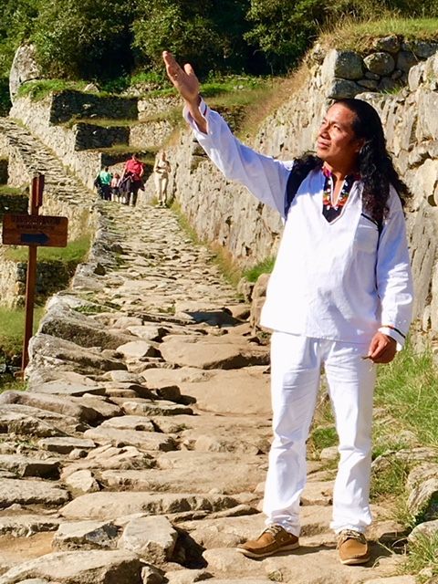 A Shaman Shows the Way: Channeling the Pachamama in Machu Picchu - we said go travel