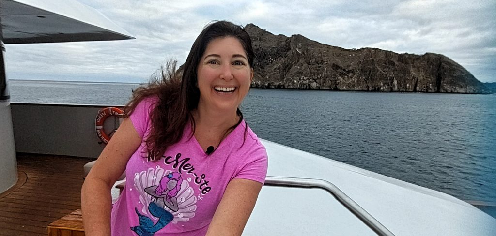 Lisa Niver on Ecoventura's THEORY Dec 9, 2019